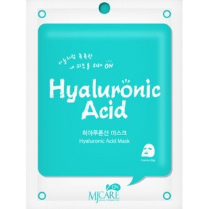 Маска тканевая с гиалуроновой кислотой Mijin Care on Hyaluronic Acid Mask Pack
