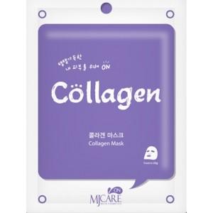 Маска тканевая с коллагеном Mijin On Collagen Mask Pack
