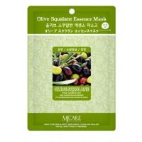 Маска тканевая с оливковым скваланом Mijin Olive Squalane Essence Mask
