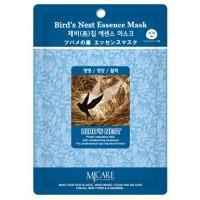 """Маска тканевая """"Ласточкино гнездо"""" Mijin Birds Nest Essence Mask"""