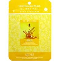 Маска тканевая с коллоидным золотом Mijin Gold Essence Mask