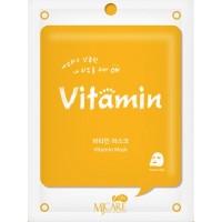 Маска тканевая витаминная Mijin Care Vitamin Mask
