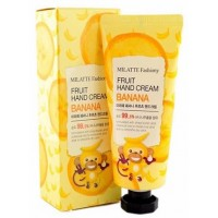 Крем для рук с экстрактом банана Milatte Fashiony Hand Cream Banana