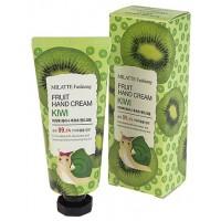 Крем для рук с экстрактом киви Milatte Fashiony Hand Cream Kiwi