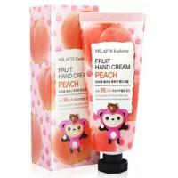 Крем для рук с экстрактом персика Milatte Fashiony Hand Cream Peach