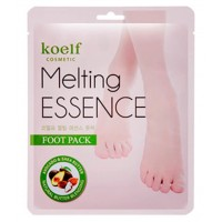 Маска - носочки для ног Koelf Melting Essence Foot Pack