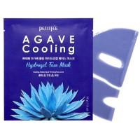 Маска гидрогелевая с экстрактом агавы Petitfee Agave Cooling Hydrogel Mask