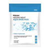 Маска вечерняя увлажняющая восстанавливающая набор Pekah Healing Night Aqua Mask Pack