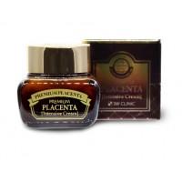 Крем антивозрастной с плацентой 3W Clinic Premium Placenta Intensive Cream