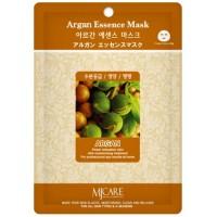Маска тканевая с арганой Mijin Argana Essence Mask