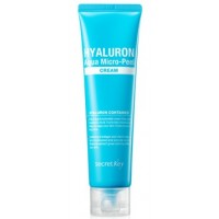 Крем гиалуроновый Secret Key Hyaluron Aqua Micro-Peel Cream