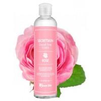 Тонер с экстрактом розы Secret Skin Damask Rose Toner