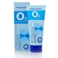 Пилинг - гель для лица кислородный Valencia Gio Peeling Gel O2