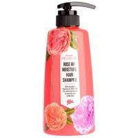 Шампунь для волос с маслом шиповника