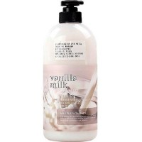 Гель для душа ванильно - молочный