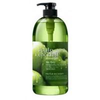 Гель для душа с экстрактом зеленого яблока Welcos Body Shower Gel Apple