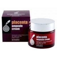 Крем с плацентой Zenzia Placenta Ampoule Cream
